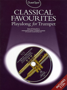 Music Sales Classical Favourites Trumpet
