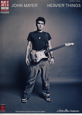 Cherry Lane Music Company John Mayer Heavier Things