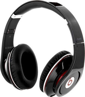 Beats By Dr. Dre Beats Studio Black