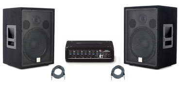 the t.mix PM400 PA-Set 1 MKII