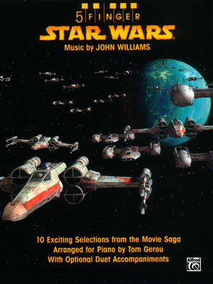 Alfred Music Publishing Star Wars Easy Piano