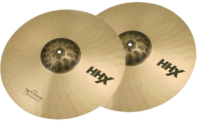 "Sabian 18"" HHX New Germanic Brilliant"