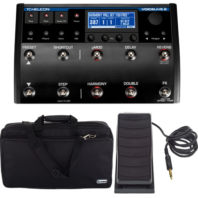 Tchelicon Voicelive 2 Bundle