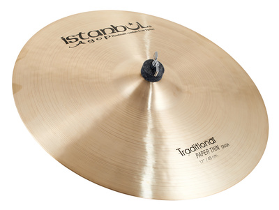Istanbul Agop Traditional Pap.Thin Crash 17