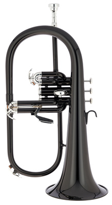 Thomann Black Jazz Bb- Flugelhorn