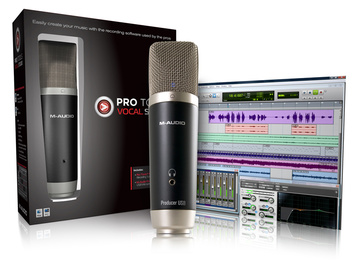 M-Audio Essential Vocal Studio B-Stock