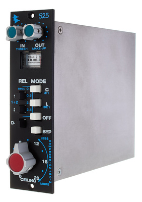 API Audio 525 Discrete Compressor