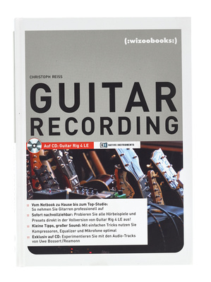 Wizoo Publishing  Guitar Recording