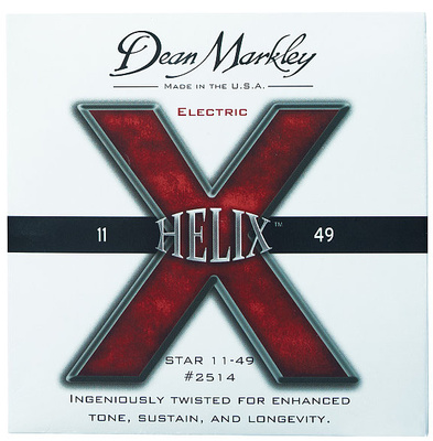 Dean Markley Helix 2514 Star