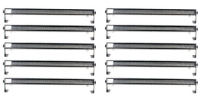 Stairville 10pcs LED Bar 252 Bundle