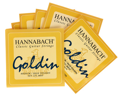 Hannabach Goldin