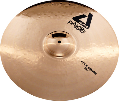 "Paiste 16"" Alpha Rock Crash Brilliant"