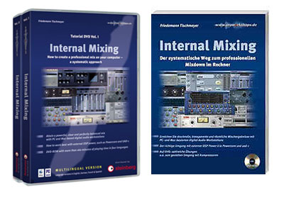 Tischmeyer Publishing Internal Mixing Set D