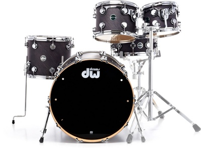 DW ECO-X Shell Set Ebony Stain