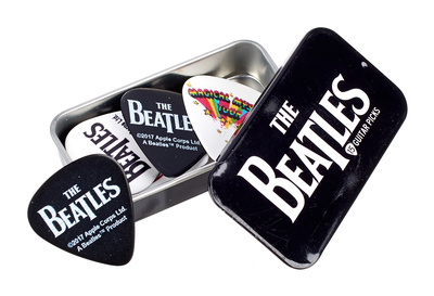 Planet Waves Beatles Logo Pick box
