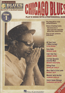 Hal Leonard Chicago Blues Play-Along Vol.1