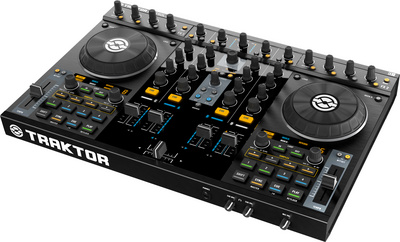 Native Instruments Traktor Kontrol S4 B-Stock