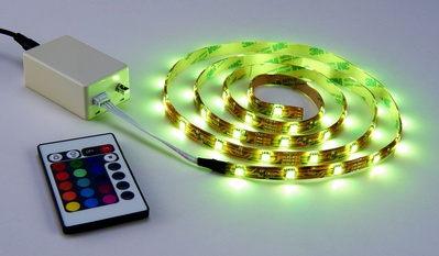 Stairville RGB LED Strip Pack RGB 1.5m