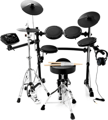 Millenium MPS-400 E-Drum Hi-Hat MINE Set