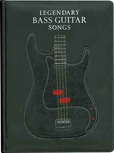 Music Sales Legendary Bass Guitar Songs