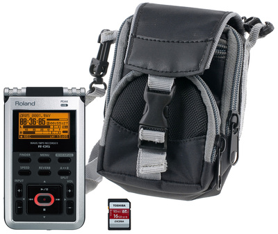 Roland R-05 Bag-Bundle