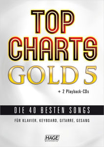 Hage Musikverlag Top Charts Gold 5