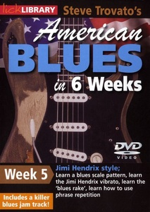 Music Sales American Blues Week 5