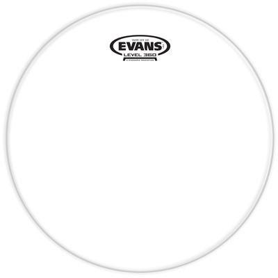 "Evans S12H30 12"" Hazy 300 Resonant"