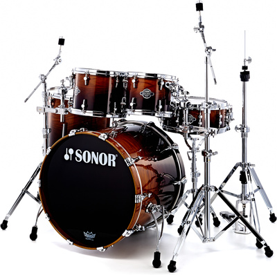 Sonor Ascent Burnt Fade Stage 3