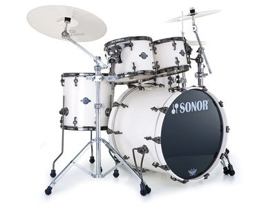 Sonor Ascent Creme White Stage 3