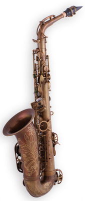 System 54 Alto Sax R-Series Pure Brass