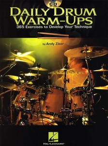 Hal Leonard Daily Drums Warm-Ups