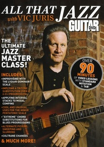 Guitar World Vic Juris: All That Jazz