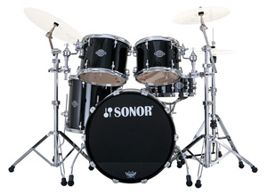 Sonor Ascent Piano Black Studio