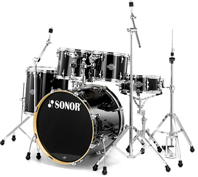 Sonor Essential Force Black Stage 1
