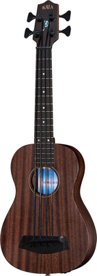 Kala Bass Ukulele Mahagoni