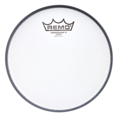 "Remo 08"" Ambassador X Coated"