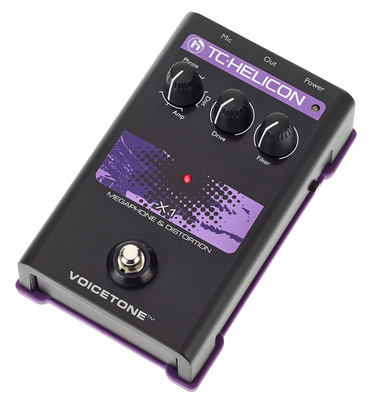 TC-Helicon Voice Tone X1