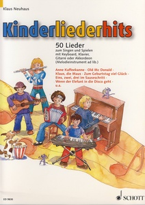 Schott Kinderliederhits