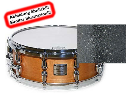 "Yamaha 14""x06"" Maple Cust Abs -BLP"
