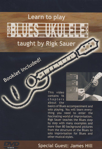 Pro Literatur Verlag Learn to play Blues Ukulele
