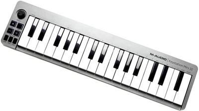 M-Audio Keystation Mini 32 USB Controller Keyboard