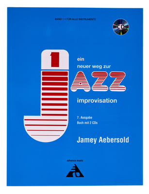 Jamey Aebersold Weg Zur Jazz Improvisation 1 D