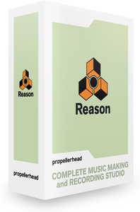 Propellerhead Reason 6.5 incl. free Upd. V7