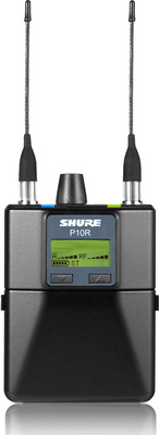 Shure P10 R K10E