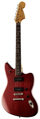 Fender Modern Player Jaguar RW RED