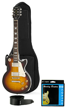 Epiphone Les Paul Ultra III VS Bundle