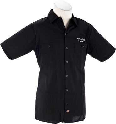 Fender Shirt Guitar Mechanic S