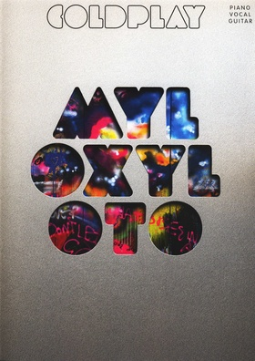 Wise Publications Coldplay Mylo Xyloto Piano