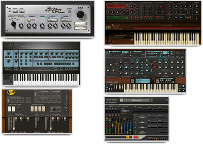 SM Pro Audio Classic Keys Collection